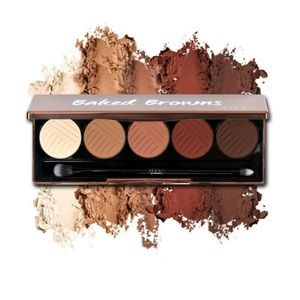 Dose of Colors BNIB Baked Browns Palette